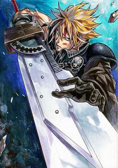 Cloud Strife - Final Fantasy 7