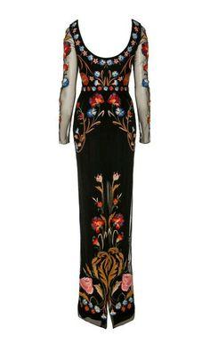 Clothing for Women Fashion Week, Boho Fashion, High Fashion, Vintage Fashion, Tulle Dress, Dress Up, Paris Couture, Mexican Fashion, Mexican Dresses