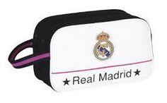NECESER 2 COMPARTIMENTOS REAL MADRID