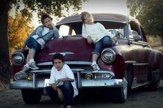 Rockabilly kids ♡