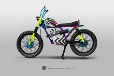 POP Cycles , cool Honda motorcycles by El Solitario MC . Motos Honda de estilo Pop por El Solitario MC #coolhunting #tendencia #POP