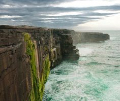 Aran Islands, Ireland.  If you go bike around the island and visit with the local folks at a pub!