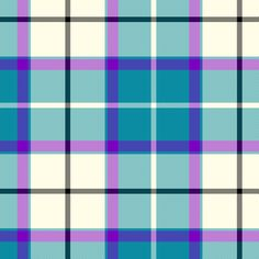 """New & exclusive Bonnie Aqua Tartan vibrant & bright, selected especially for the Champion Highland Dancer. The main checks are enhanced by our choice of lively accent colours, rather than the usual black. Our tartan design sett's just 5 5/8"""" making it ideal for our youthful Dancers. Perfectly selected matching velvets available."""