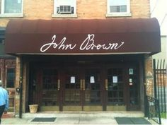 John Brown Smokehouse- awesome bbq place in long island city (get the burnt ends and cornbread--supposed to be awesome!)