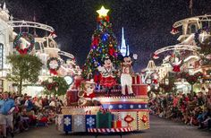 Deck the halls! Walt Disney World Resort does that and plenty more this holiday season – turning up the yuletide magic with new shows, thrilling spectaculars, beloved characters to create...
