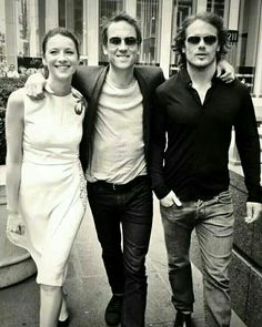 Caitriona Tobias and Sam - Outlander