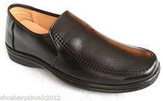 Men's Slip On comfort shoes,only £10.99 with fast and free postage!