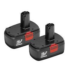 DIY  Tools 19.2 Craftsman Battery