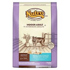 Natural Choice Indoor Adult Cat White Fish and Whole Brown Rice Formula Food 14Pound -- You can find out more details at the link of the image.Note:It is affiliate link to Amazon.