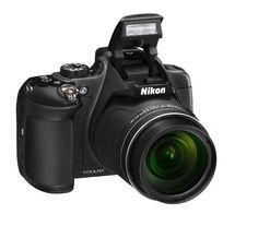 "Nikon Coolpix P610 - Cámara compacta de 16 Mp (pantalla de 3"", zoom óptico 60x, estabilizador electrónico, vídeo Full HD, WiFi), negro"