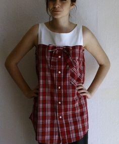 платье рубашка из старой рубашки: 18 тыс изображений найдено в Яндекс.Картинках