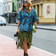 Hawaiian shirts are everywhere this summer, and we're way into it