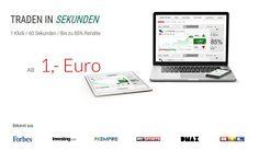 Handeln Sie binäre Optionen am Beginn mit 1 Euro und BDSwiss bietet jetzt die Möglichkeit dafür #handel #binäreoptionen #1euro #bdswiss