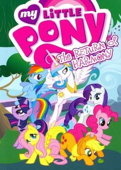 - The celebrated animated series comes to book shelves! Revisit the habitants of Equestria and learn about the magic that friendship brings in this adaptation of the television series. - This volume a