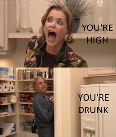 This was one of the ongoing arguments in the show that always made me laugh lol. Idk why. Arrested Development Quotes, Bluth Family, Unbreakable Kimmy Schmidt, Big Yellow, Best Bud, Tv Times, Lol So True, Reaction Pictures, Marvel Dc Comics