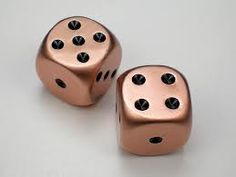 Rolling the dice and hoping for a winner.