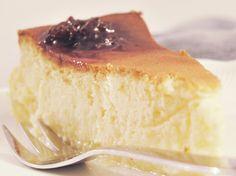 פיית העוגיות: עוגת גבינה קלאסית של אמא