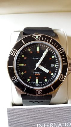 Coin des Affaires - Glycine Combat Sub 200