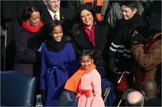 Here is a great article that speaks of the diversity of President Obama's family; a diversity that reflects the varied family mosaic that has been a part of America from its earliest beginnin…