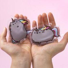 Pusheen Unicorn Hand Warmers Set Of 2 Handwarmers One Click