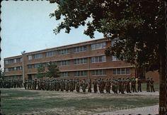 Fort Gordon GA | ... Barracks in the 1st Signal Training Brigade Area Fort Gordon Georgia