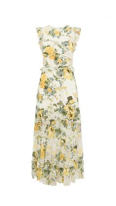 Lovely Dresses, Amazing Dresses, Casual Dresses, Summer Dresses, Alice Mccall, Dress Silhouette, Floral Fashion, Spring Outfits, Spring Clothes