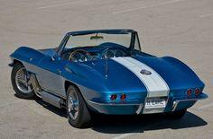 Harley Earl's Corvette 1963