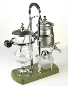 A siphon coffee maker.  Get on board.  Ridiculously pretentious, amazingly good.
