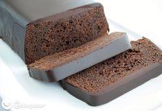 Receta de bizcocho universitario de chocolate - Recetasderechupete.com