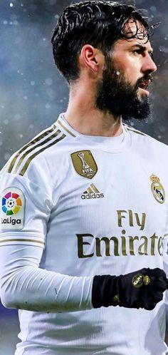 Real Madrid Team, Real Madrid Football Club, Cristiano Ronaldo Wallpapers, Free Avatars, Isco Alarcon, Football Players, My Hero, Handsome, Game