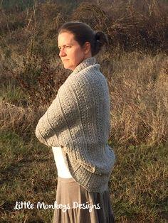Crochet PATTERN Shru