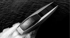 Superlative Swiss Yachts - Not even James Bond's speedboat could match up to Code-X's Catamaran.  This high-powered yacht is better than its already stunning look...