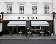 Byron, Burgers, London                                                       …