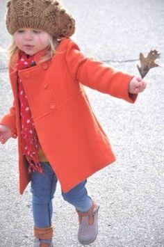 Kids fashion, little girls fashion