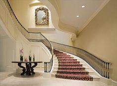 Grand Staircase Architectural Design