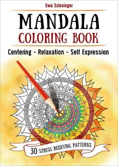 Mandala Coloring Book by Photoanddesignartur on Etsy