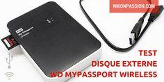 Découvrez le Test WD MyPassport Wireless, un disque dur externe sans fil pour sauvegarder vos photos et vidéos lors d'un voyage.