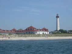 9. Summery Place/Travel: Cape May Lighthouse, one of my favorite childhood summer haunts
