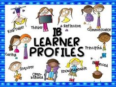 This FREE product contains eleven posters featuring the IB Learner Profiles. There is one poster for each of the ten learner profiles as well as one poster with all ten profiles.  Enjoy!