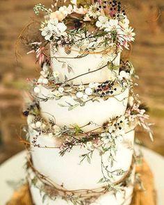 Weddig cake ��  http://gelinshop.com/ipost/1521676823985174868/?code=BUeFQJclLlU