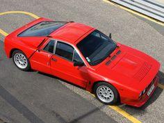 Lancia Rally 037 Stradale 1983