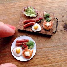 いいね!1,378件、コメント46件 ― fraiseさん(@nao1738)のInstagramアカウント: 「去年作ったにゃんこ型のパンケーキセットを作っています。 お皿の色や形を変えて色々作ってみようと思っています。 *イベントのお知らせ* Colorful miniater's party…」