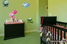 Kinderzimmer Wandtattoo Frog