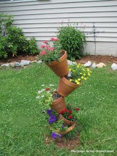 Topsy Turvey Planter