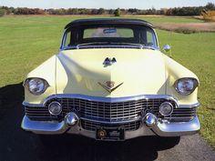 1954 Cadillac Eldorado Convertible ''Apollo Gold'' (6267SX)