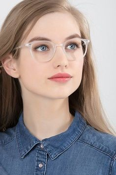 Glasses Frame With Clear Lens For Women best cheap glasses online branded spectacles frames for mens specs glasses eyeglasses 2019 Clear Glasses Frames Women, Glasses Frames Trendy, Cheap Glasses Online, Clear Eyeglass Frames, Affordable Glasses, Glasses Trends, Glasses For Your Face Shape, Glasses For Oval Faces, Lunette Style