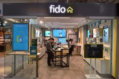 FidoPacificMall - Fido Solutions - Wikipedia Cable Internet, Home Internet, Blackberry Messenger, Caller Id, Home Phone, Quebec City, How To Be Outgoing, Quebec