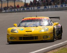 Corvette finishes in fifth place at 2012 Le Mans.
