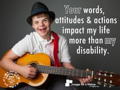 Indeed! #downsyndrome