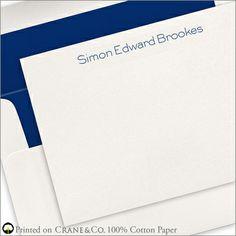 Pragmatic Letterpress Flat Notecards